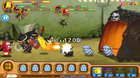 Скриншот Larva Heroes : Episode2