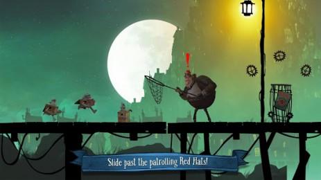 Скриншот The Boxtrolls: Slide 'N' Sneak