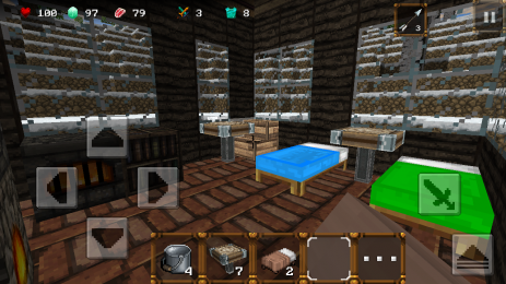 Winter Craft 3: Mine Build | Android