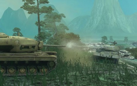 Скриншот World of Tanks Blitz 5