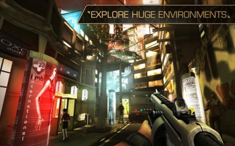 Deus Ex: The Fall | Android