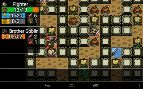 Скриншот Dungeon Ascendance
