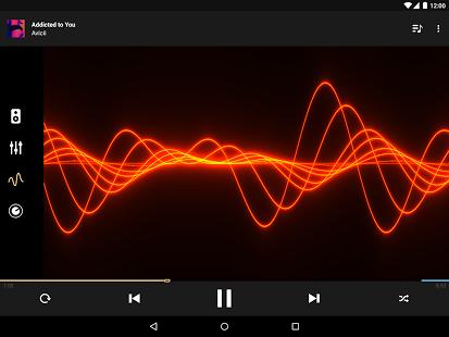 Equalizer music player booster 0 12 ke stažení na Androidu volný