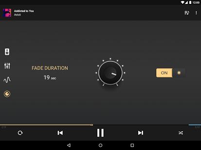 Скриншот Эквалайзер + усилитель музыка