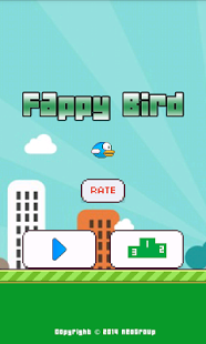Скриншот Fappy Bird