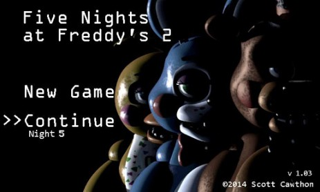 Five Nights at Freddy's 2 Demo | Android
