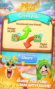 Juice Jam | Android