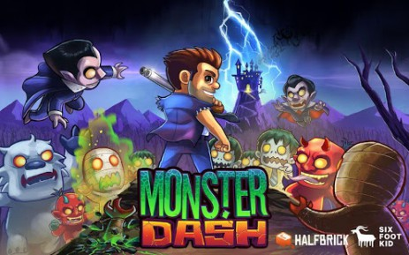 Скриншот Monster Dash