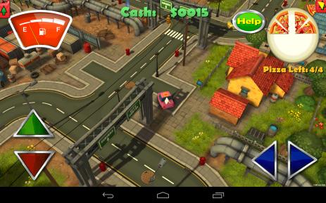 Скриншот PizzaBoy!