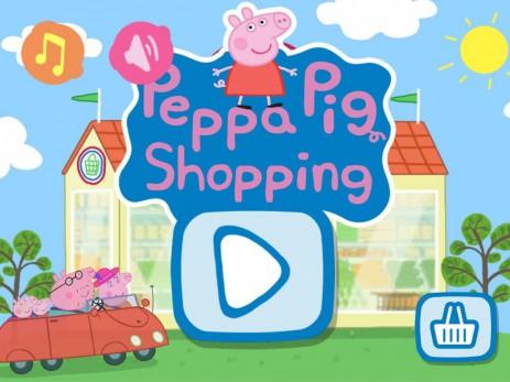 Свинка Пеппа в супермаркете | Android