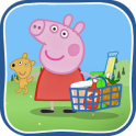 Свинка Пеппа в супермаркете