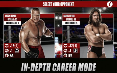 WWE 2K | Android