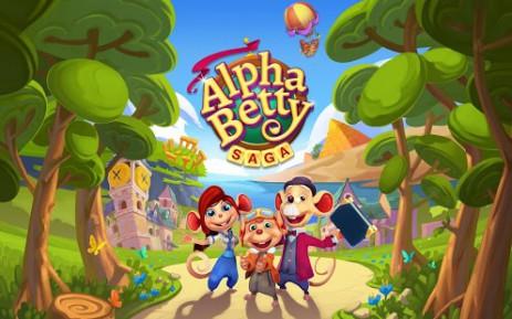AlphaBetty Saga - thumbnail