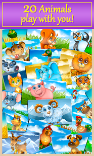 Kids baby phone with animals | Android