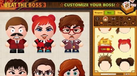 Скриншот Beat the Boss 3