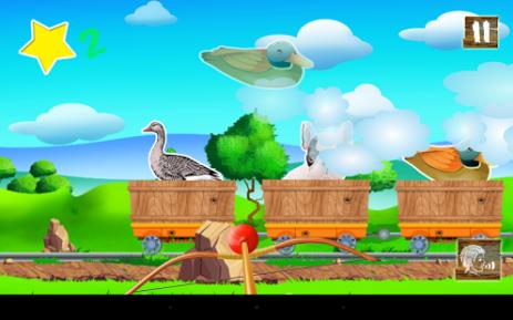 Скриншот Детская железная дорога