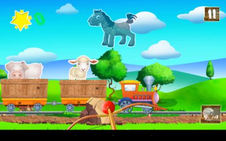 Детская железная дорога | Android