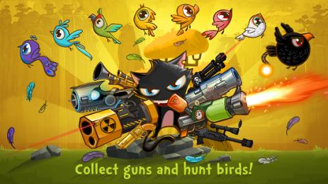 Скриншот Guncat