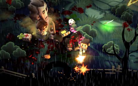 Скриншот Minigore 2: Zombies
