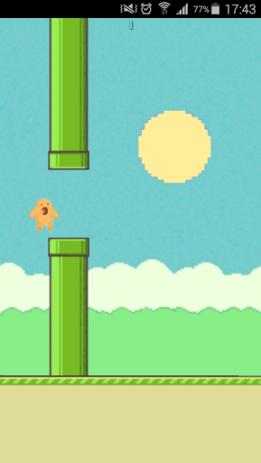 Скриншот Flappy