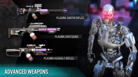 TERMINATOR GENISYS: REVOLUTION | Android