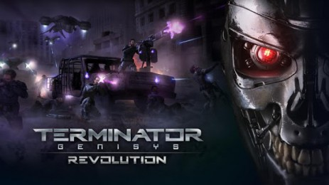 Скриншот TERMINATOR GENISYS: REVOLUTION