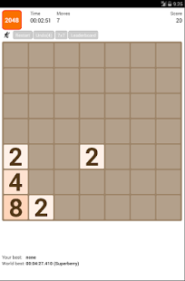 2048 (3x3 - 10x10) | Android