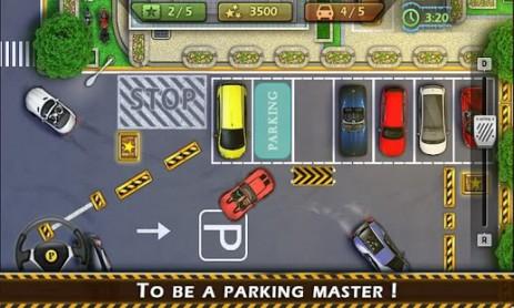 Замечательная парковка | Android