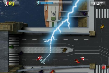 Zeus - Lightning Shooter | Android