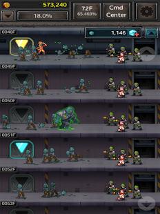 Скриншот Зомби Хайв