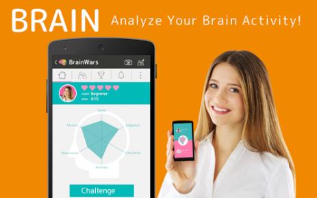 Скриншот Brain Wars