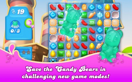 Candy Crush Soda Saga | Android