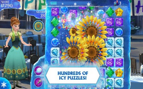 Frozen Free Fall | Android