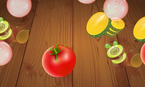Скриншот Фрукты и овощи для детей