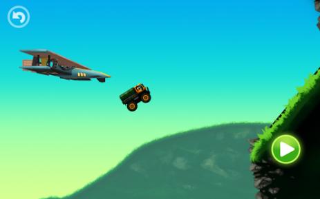Скриншот Весёлые Детские Гонки