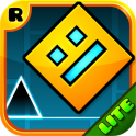 Cover art of «Geometry Dash Lite»