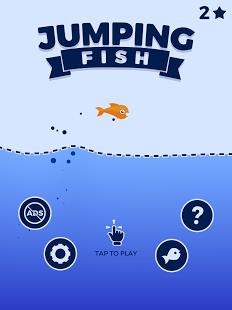 Скриншот Jumping Fish