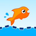 Jumping Fish - icon