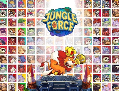 Jungle Force | Android