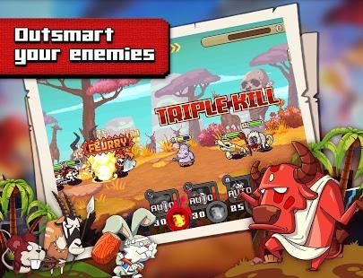 Скриншот Jungle Force