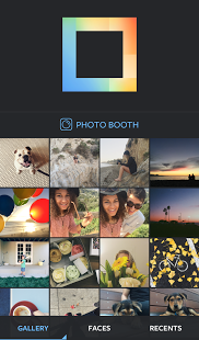 Layout from Instagram | Android
