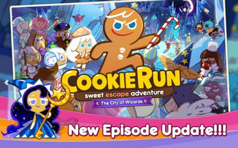 LINE Cookie Run | Android