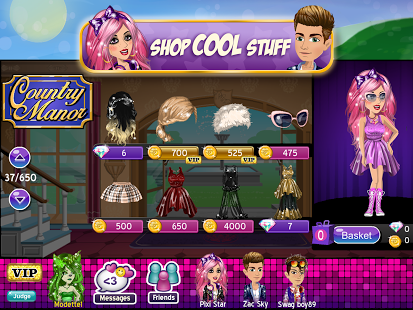 MovieStarPlanet | Android
