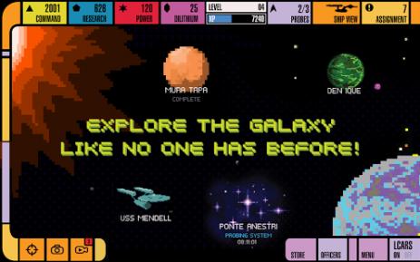 Скриншот Star Trek™ Trexels