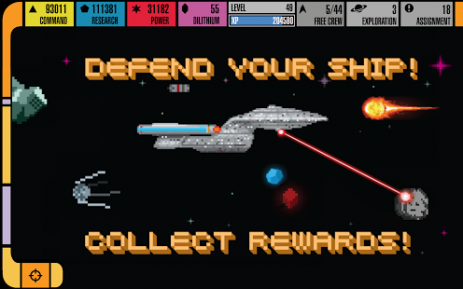 Star Trek™ Trexels | Android