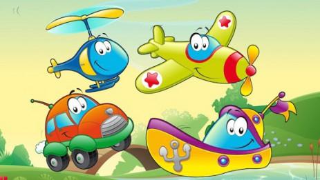 Машинки для детей развивающие | Android