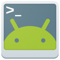 Terminal Emulator for Android - icon