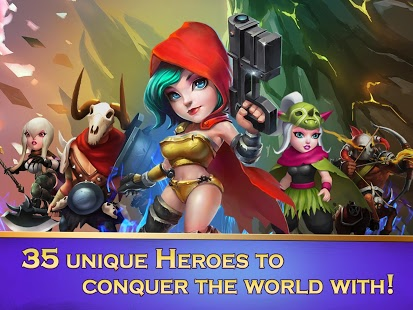 Clash of Lords 2 | Android