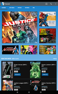 DC Comics | Android