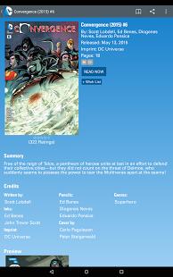 Скриншот DC Comics
